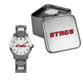 Ladies Stainless Steel Fashion Watch-Stags
