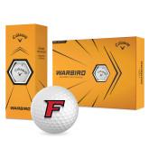 Callaway Warbird Golf Balls 12/pkg-F