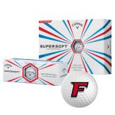 Callaway Supersoft Golf Balls 12/pkg-F