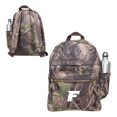 Heritage Supply Camo Computer Backpack-F Tone