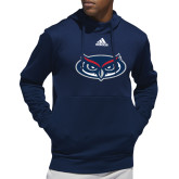 Adidas Navy Team Issue Hoodie-Mascot