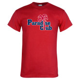 Red T Shirt-Paradise Club