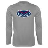 Performance Steel Longsleeve Shirt-Mascot