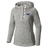Columbia Ladies Darling Days Sea Salt Pullover-Mascot