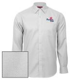 Red House White Diamond Dobby Long Sleeve Shirt-Paradise Club