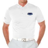 Callaway Opti Vent White Polo-Mascot