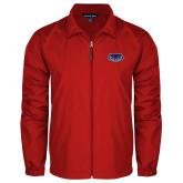 Full Zip Red Wind Jacket-Mascot
