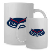Full Color White Mug 15oz-Mascot