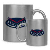 Full Color Silver Metallic Mug 11oz-Mascot