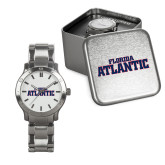 Mens Stainless Steel Fashion Watch-Wordmark