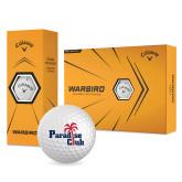 Callaway Warbird Golf Balls 12/pkg-Paradise Club
