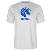 Syntrel Performance White Tee-Softball