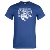 Royal T Shirt-Lady Broncos