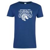 Ladies Royal T Shirt-Lady Broncos