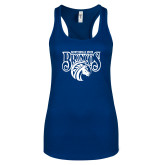 Next Level Ladies Royal Ideal Racerback Tank-Official Logo