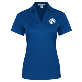 Ladies Royal Performance Fine Jacquard Polo-Bronco