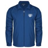 Full Zip Royal Wind Jacket-Official Logo