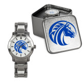 Mens Stainless Steel Fashion Watch-Bronco