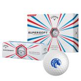 Callaway Supersoft Golf Balls 12/pkg-Bronco