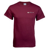 Maroon T Shirt-Faith Eagles