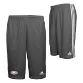 Adidas Climalite Charcoal Practice Short-Eagle