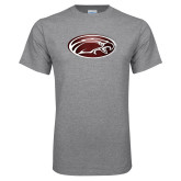Grey T Shirt-Eagle