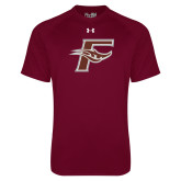 Under Armour Maroon Tech Tee-F