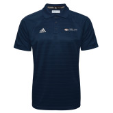 Adidas Climalite Navy Jacquard Select Polo-Faith Eagles