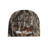 Mossy Oak Camo Fleece Beanie-Faith Eagles