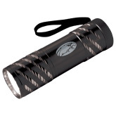 Astro Black Flashlight-Eagle Engraved