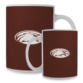 Full Color White Mug 15oz-Eagle