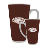 Full Color Latte Mug 17oz-Eagle