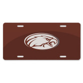 License Plate-Eagle