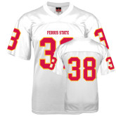 Replica White Adult Football Jersey-#38