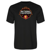 Performance Black Tee-2018 NCAA Mens Basketball National Champions