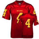 Replica Red Adult Football Jersey-#4
