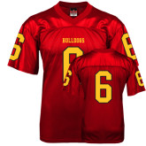 Replica Red Adult Football Jersey-#6