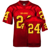 Replica Red Adult Football Jersey-#24