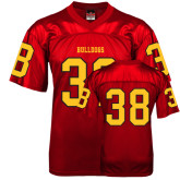 Replica Red Adult Football Jersey-#38
