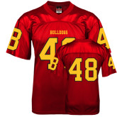 Replica Red Adult Football Jersey-#48