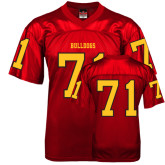 Replica Red Adult Football Jersey-#71