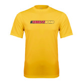 Performance Gold Tee-#FerrisStrong