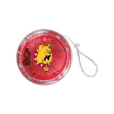 Light Up Red YoYo-Bulldog Head
