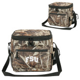Big Buck Camo Sport Cooler-Arched FSU