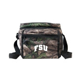 Big Buck Camo Junior Sport Cooler-Arched FSU
