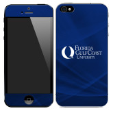 iPhone 5/5s Skin-University Mark Flat