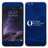 iPhone 6 Plus Skin-University Mark Flat