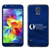 Galaxy S5 Skin-University Mark Flat