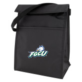 Koozie Black Lunch Sack-Primary Athletic Mark