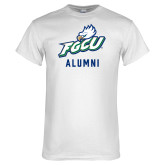 White T Shirt-Alumni